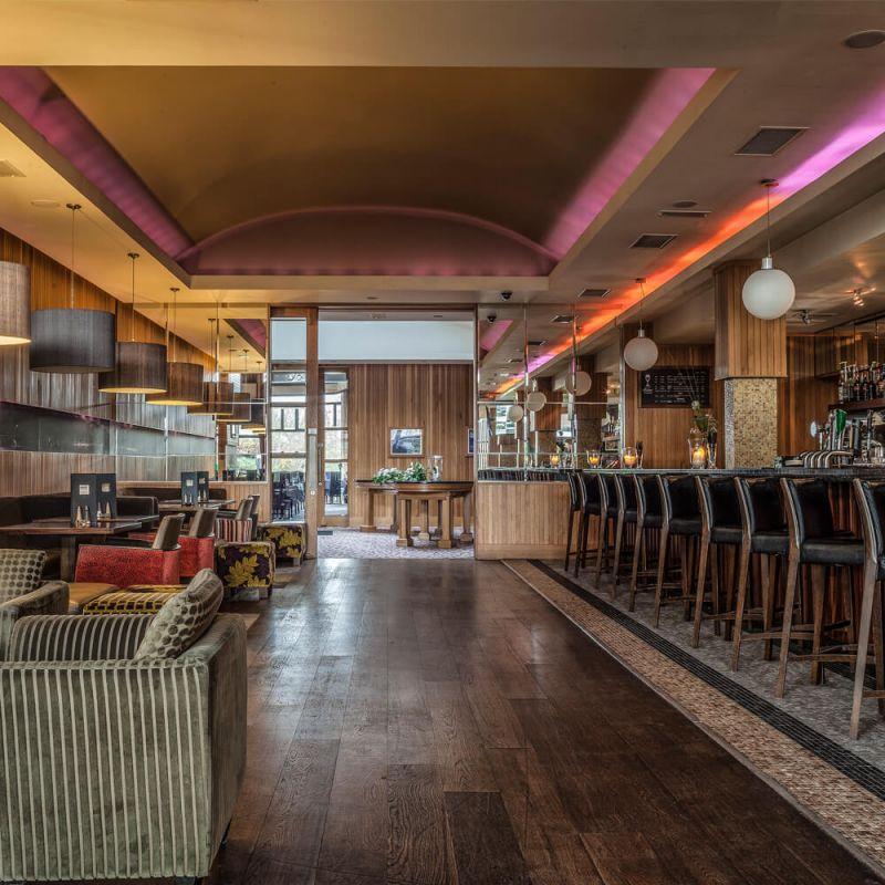 Westport Woods Hotel Restaurant