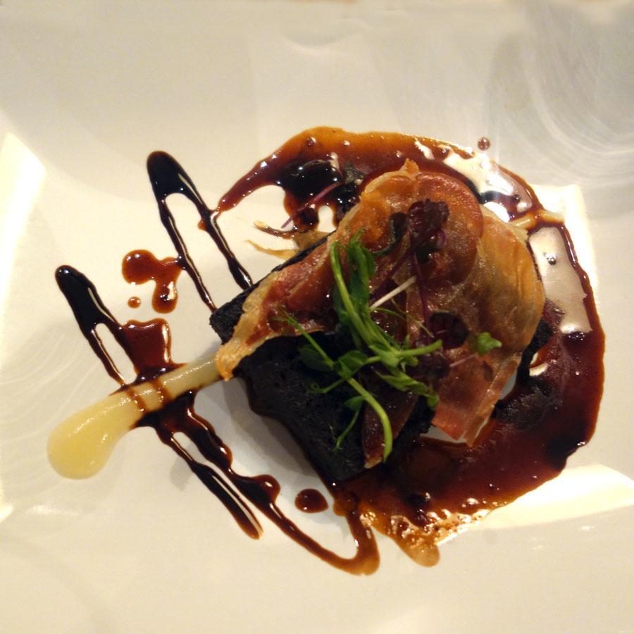 Brook Lane Hotel Restaurant Dining