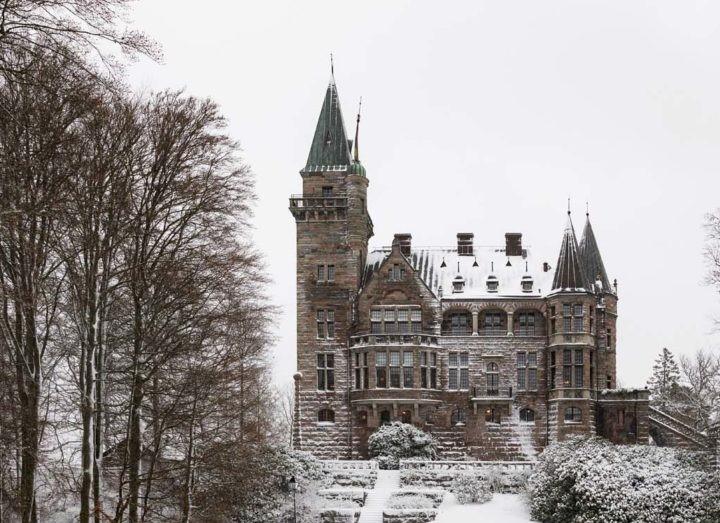 Teleborgs Slott Fasad