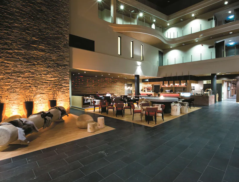 Radisson Blu Resort Trysil Lobby