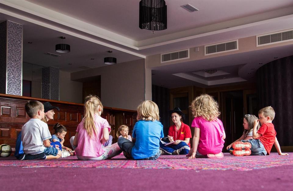 Westport Woods Hotel Kids Club