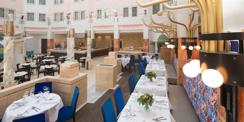 Thon Hotel Oslofjord Restaurang
