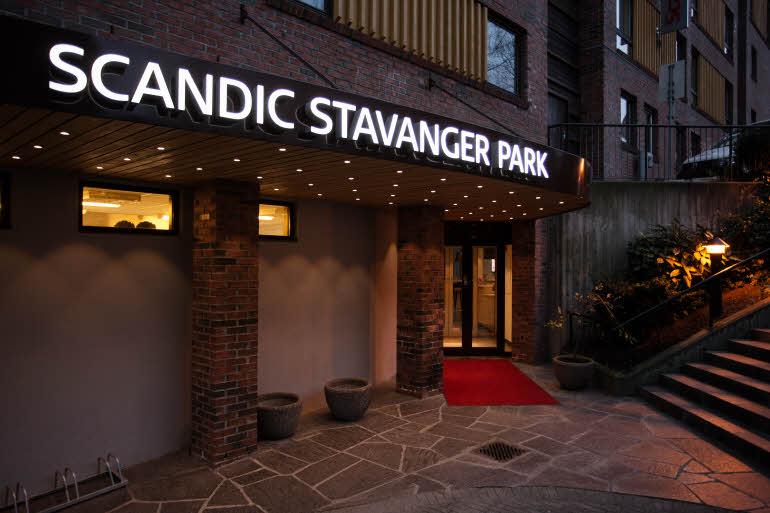 Scandic Stavanger Park Entré