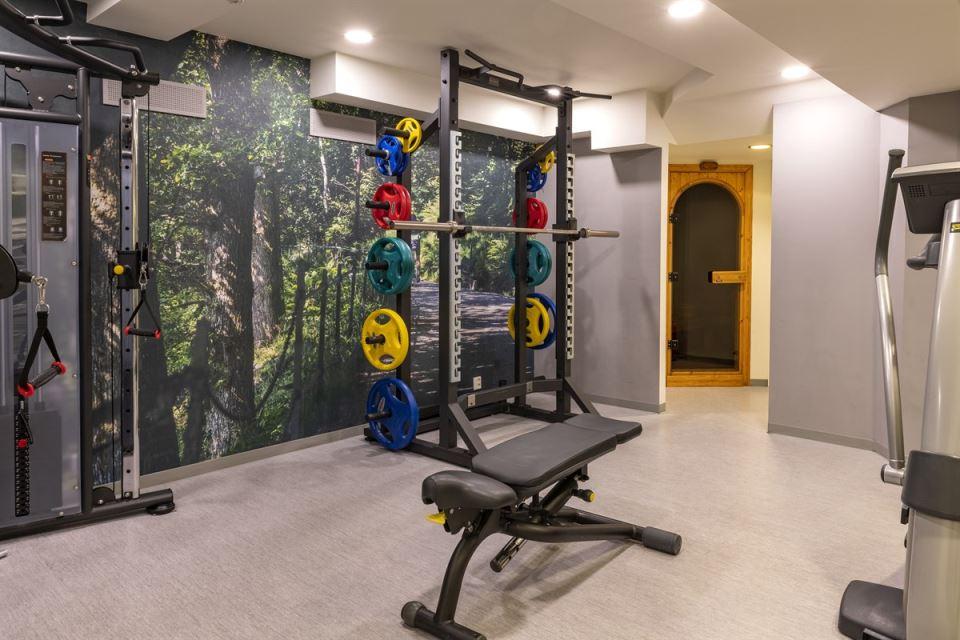 Clarion Hotel Bergen Gym