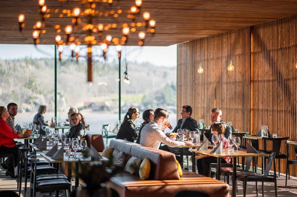 Vann Spa Hotel och Konferens Restaurang