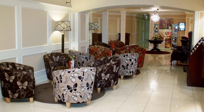Killarney Court Hotel Lounge