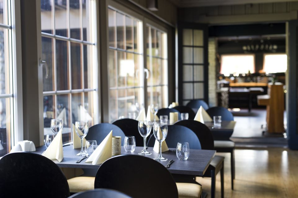 Geilo Hotel Restaurang