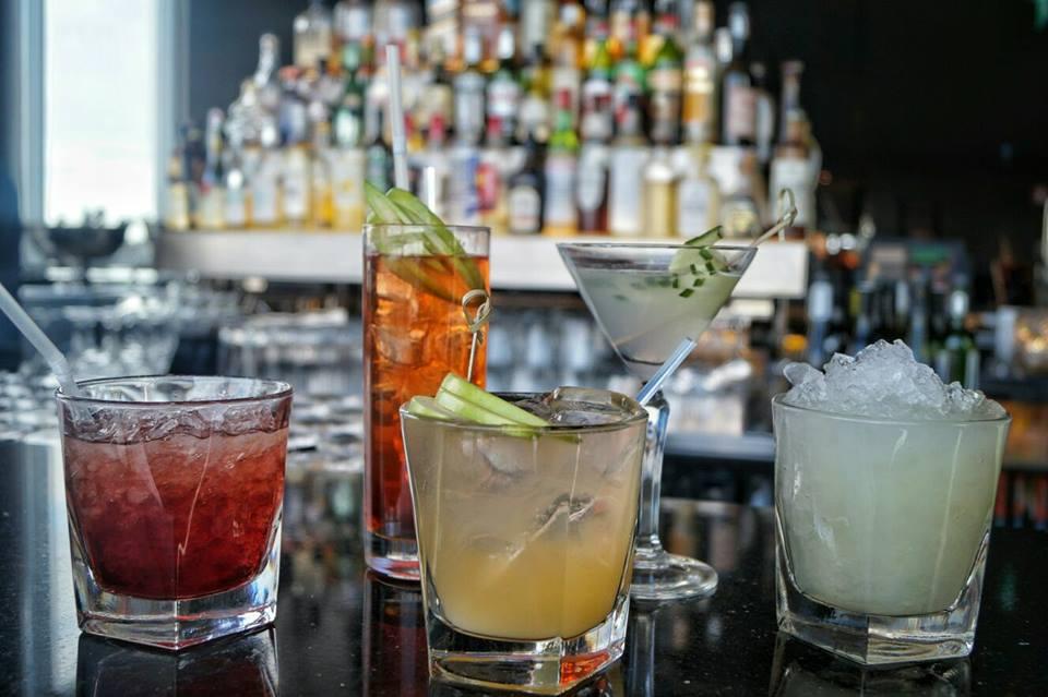 Clarion Hotel Sense Drinks