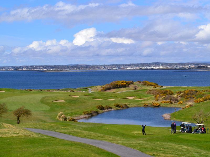 Coach House Hotel Galway Bay Golf Club