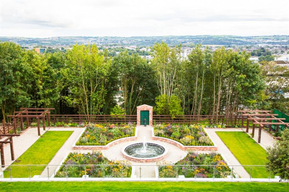 The Montenotte Hotel Grounds