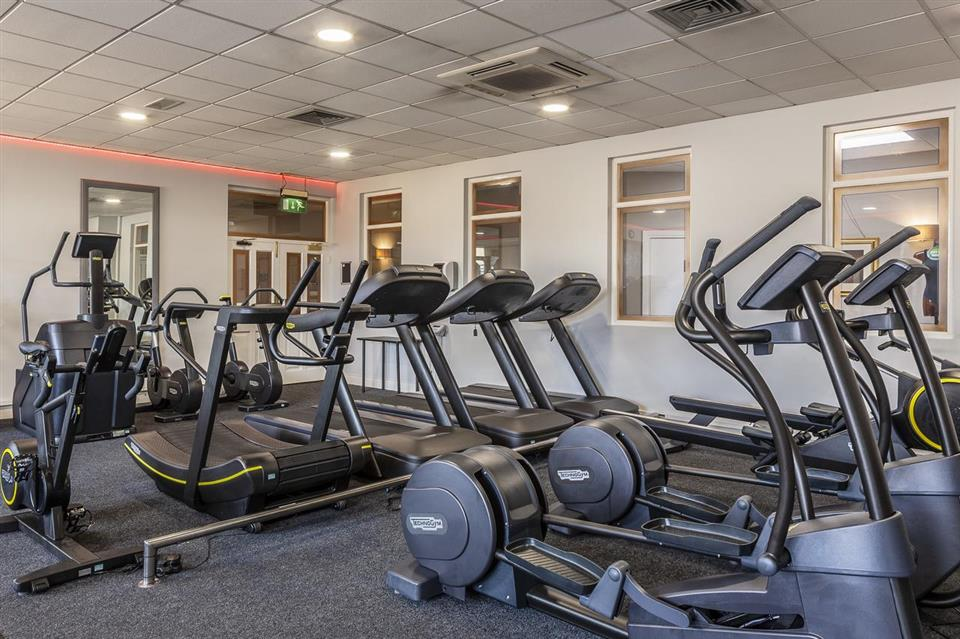 Canal Court Hotel Gym