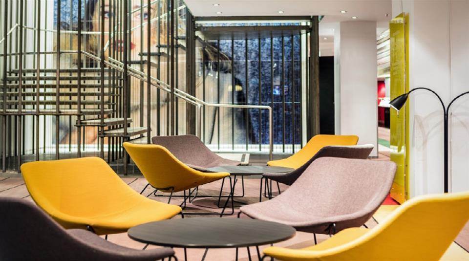 Quality Hotel 33 Lounge
