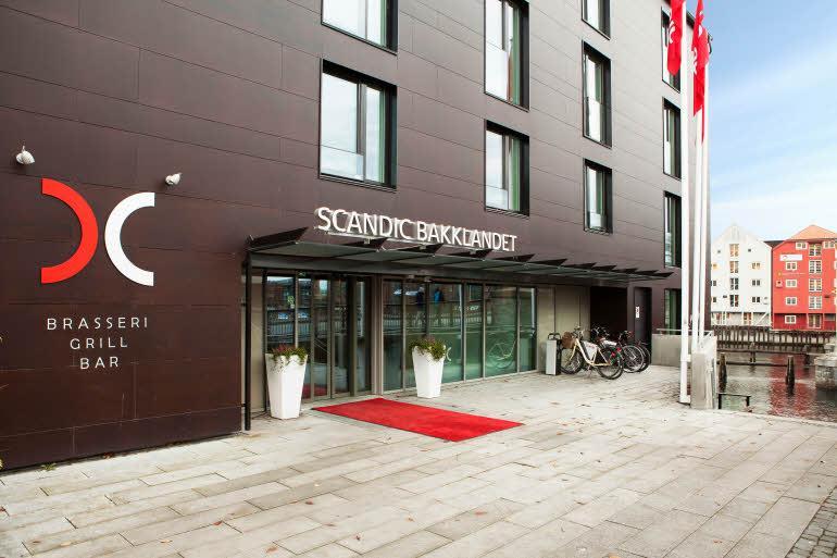Scandic Bakklandet Entré