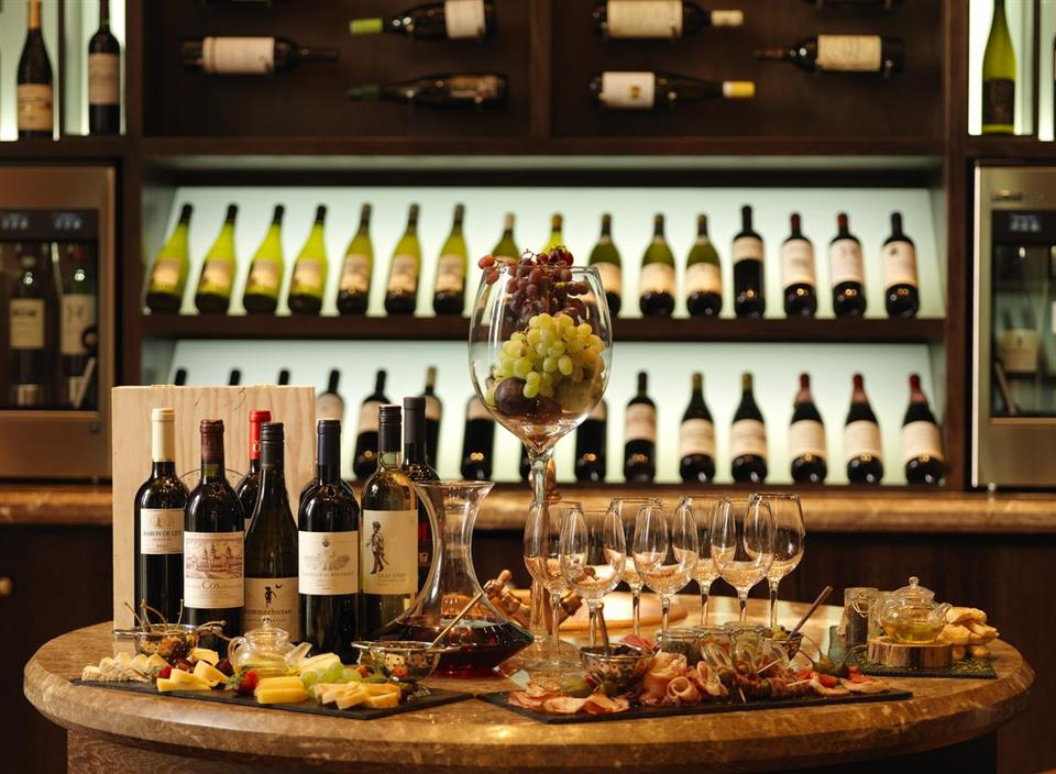Great Southern Hotel tapas & wine