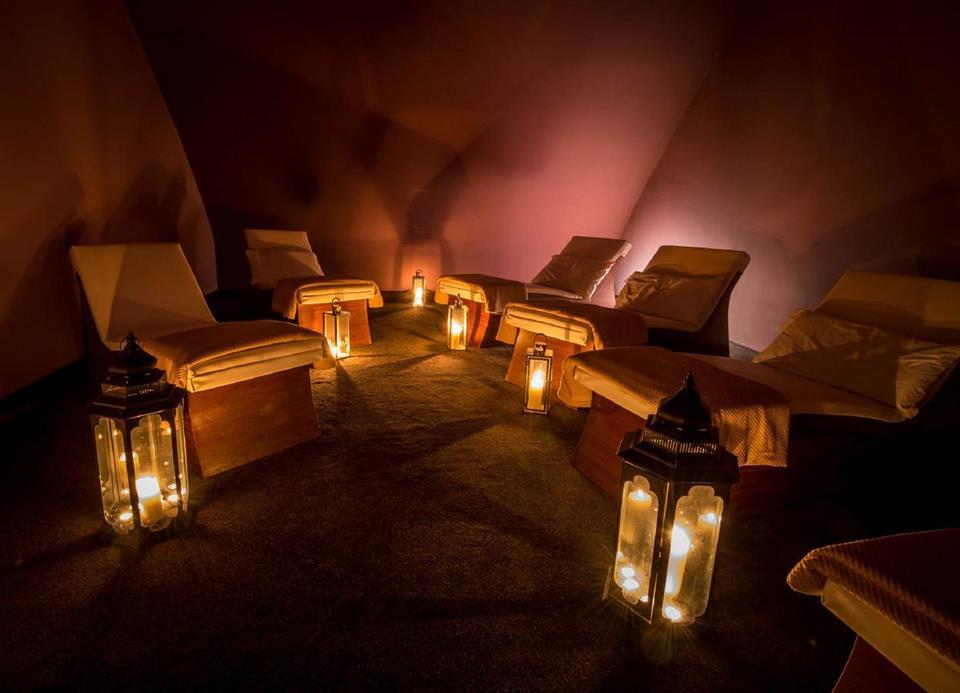 Loughrea Hotel Relaxation area