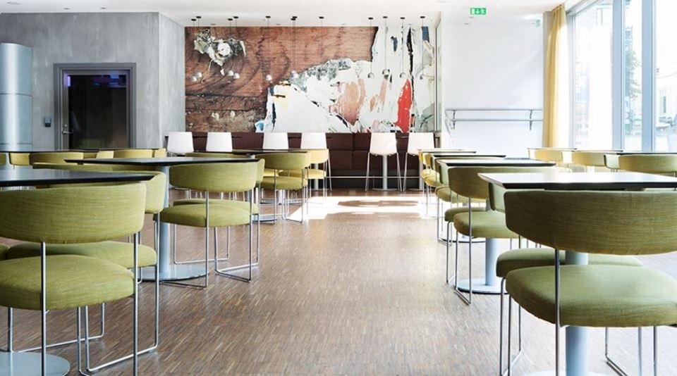Comfort Hotel Kristiansand Lobby