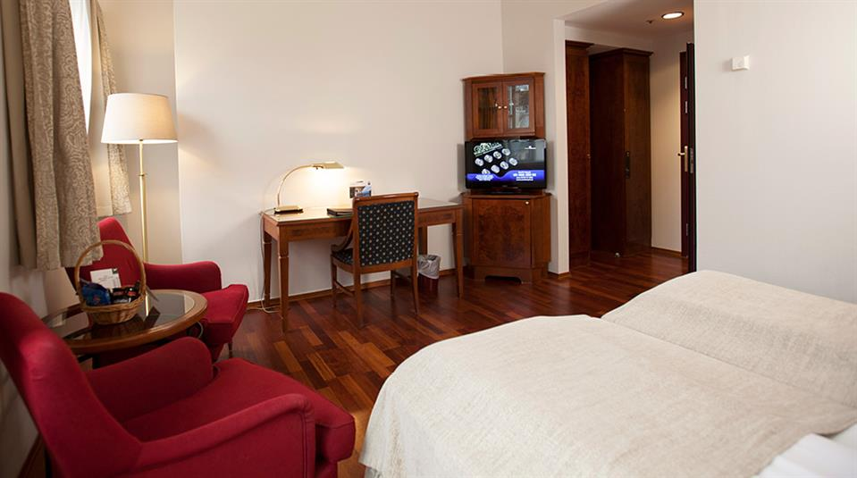 Clarion Hotel Bergen Rumsdetaljer