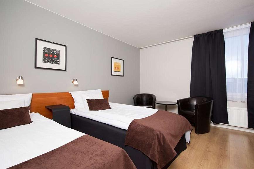 Best Western Hotell Ett Twin Room