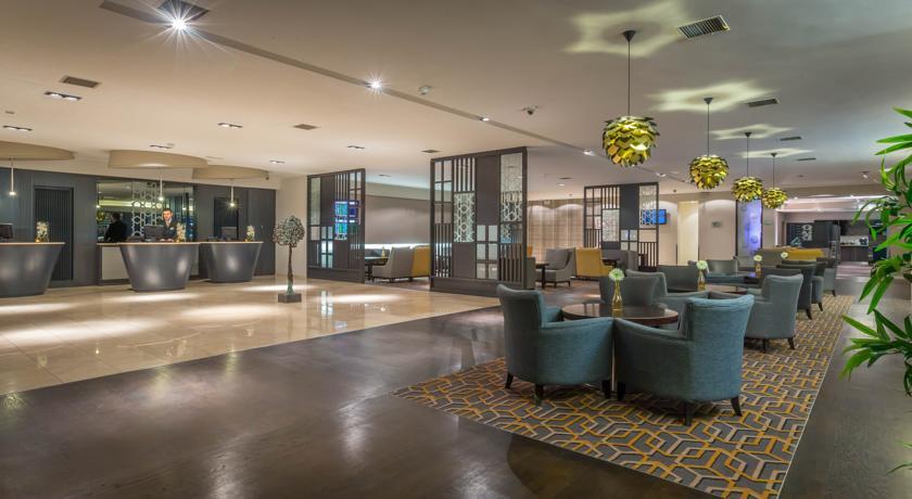 Maldron Hotel Dublin Airport Interior