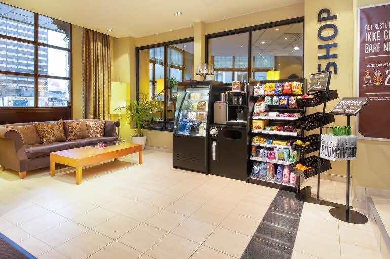 Scandic Holberg Hotel Shop