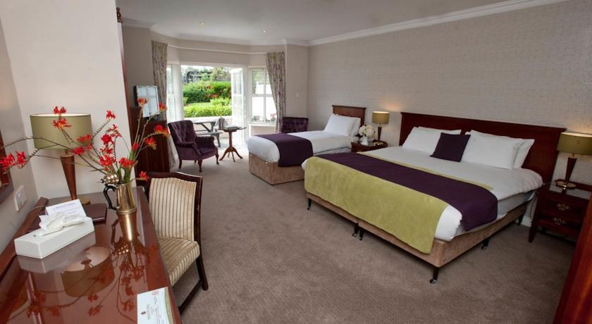 Whitford House Hotel Bedroom