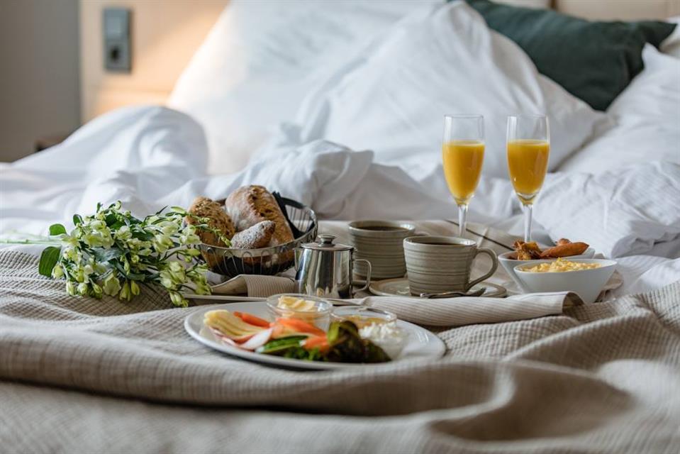 Clarion Hotel Gillet Frukost