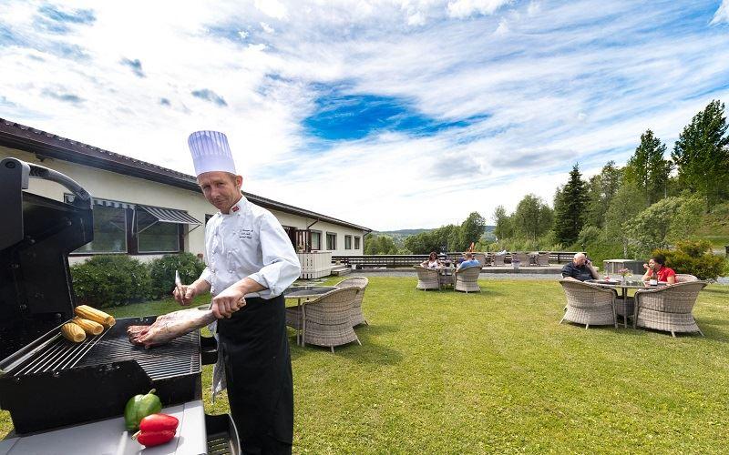Valdres Høyfjellshotell Grill