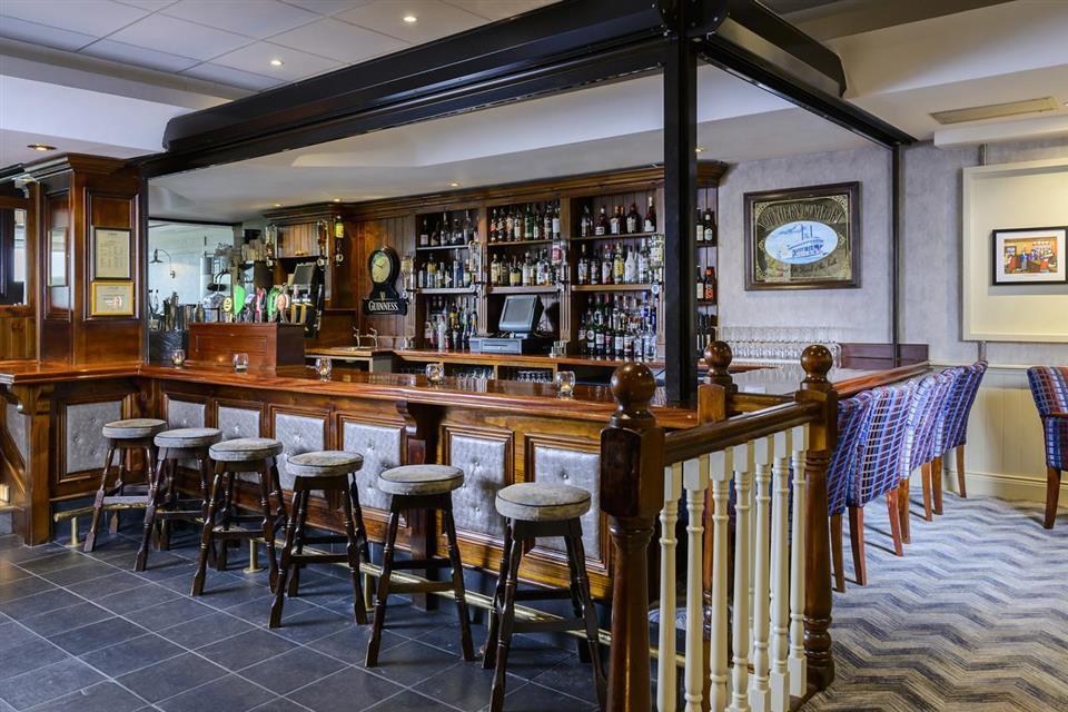 Castlerosse Park Resort bar
