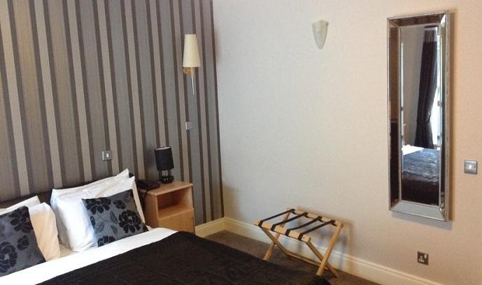 Corralea Court Hotel Reception
