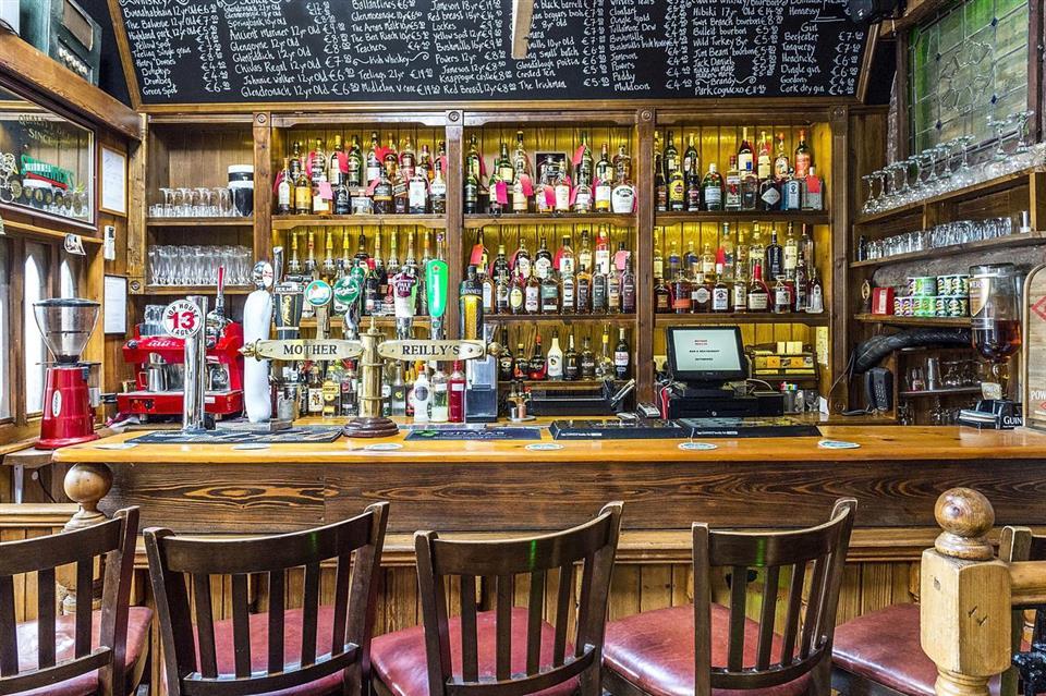 Uppercross Hotel Bar