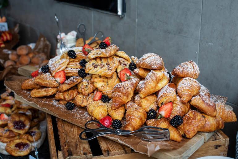 Scandic Hotel Nidelven Frukost