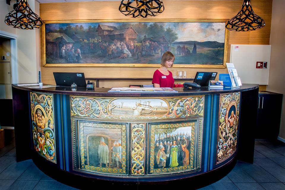 Best Western Plus Hotell Hordaheimen Reception