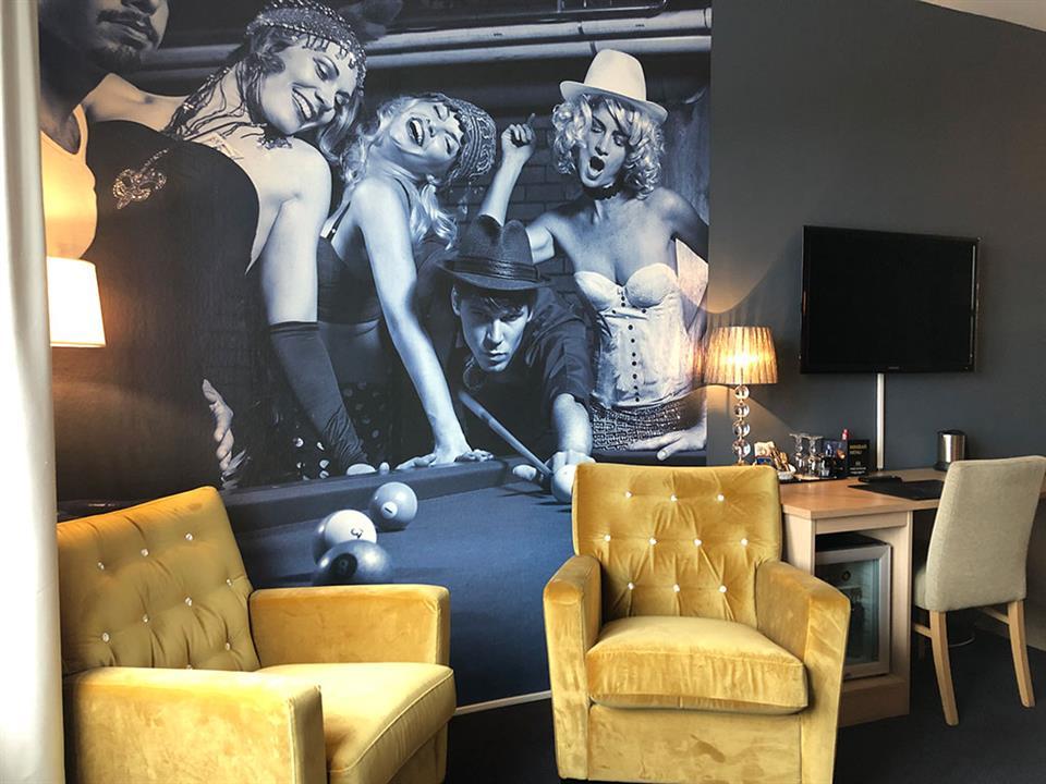 Grand Hotel Åsgårdstrand Rum