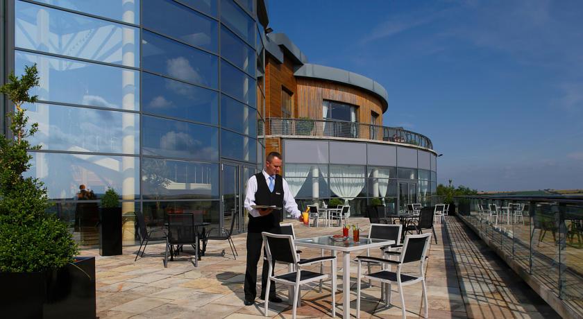 Kinsale Hotel & Spa Terrace