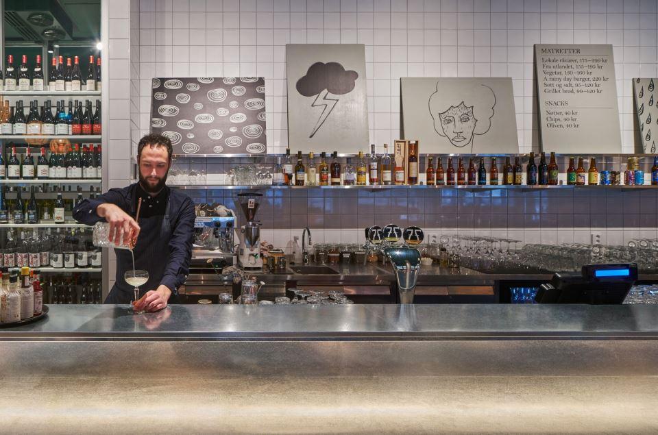 Zander K Bar