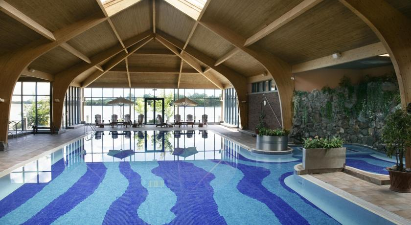 Ferrycarrig Hotel pool
