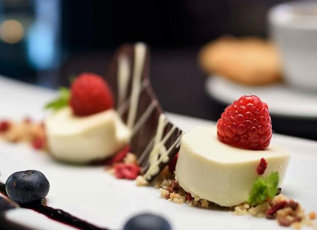 Grand Hotel Alingsås Dessert