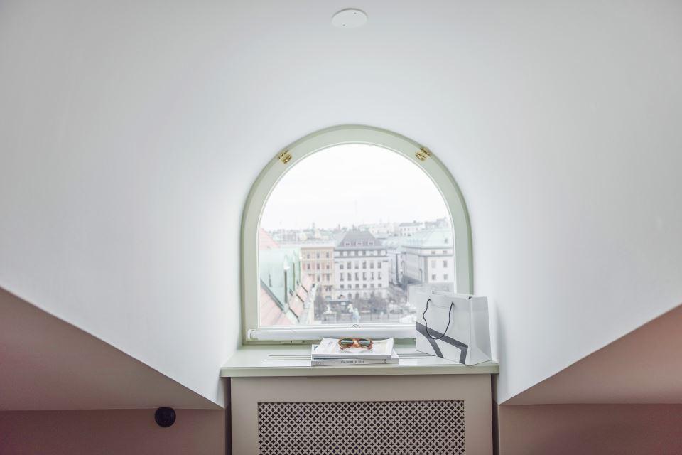 Hotel Kungsträdgården - The King's Garden Utsikt från rum