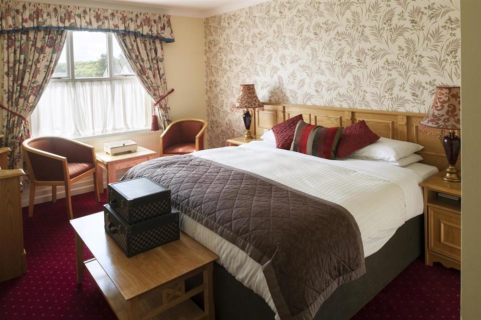 Kees Hotel Ballybofey Bedroom
