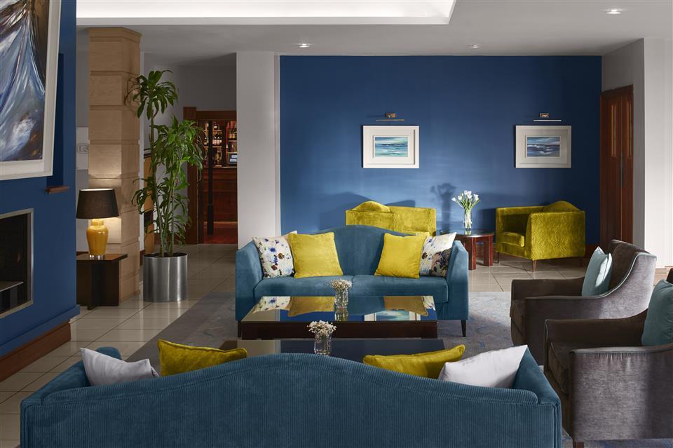 Radisson Blu Hotel Limerick Reception