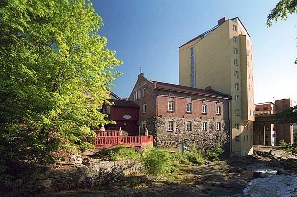 Mølla Hotell Fasad