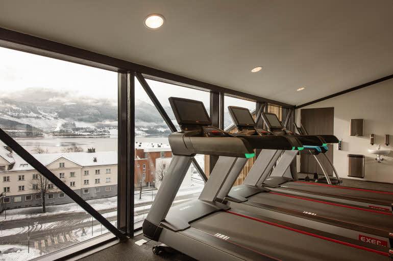 Scandic Voss Gym