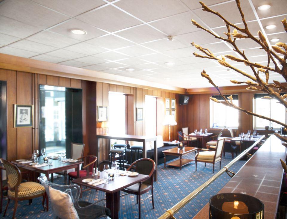 Vinger Hotell Generalen Bar og Restaurant