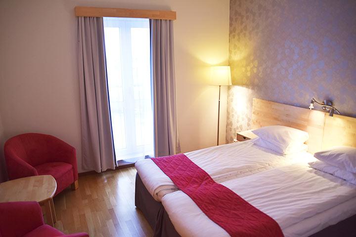 Hotell Årjäng Dubbelrum
