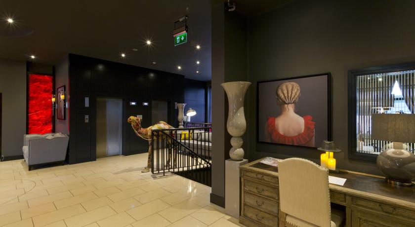 Limerick City Hotel Interior