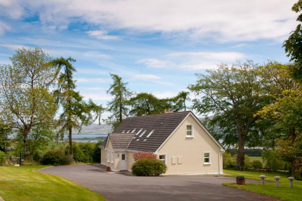 Abhainn Ri Cottages Exterior