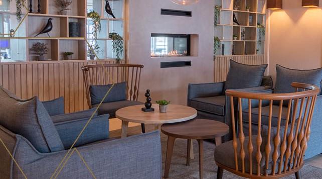 Clarion Hotel Tyholmen Reception