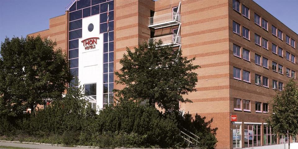 Thon Hotel Triaden Fasad