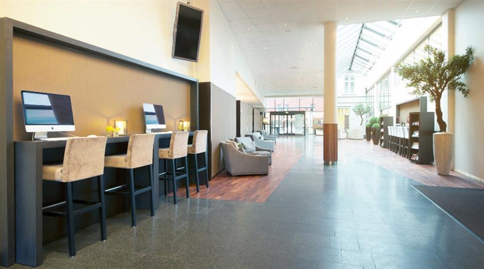 Quality Hotel Tønsberg Lobby