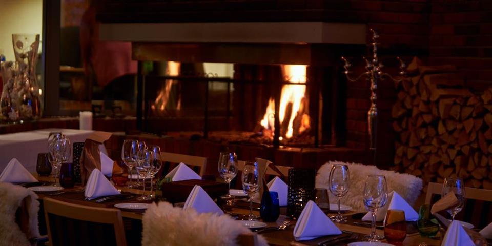 Thon Hotel Vettre Restaurang